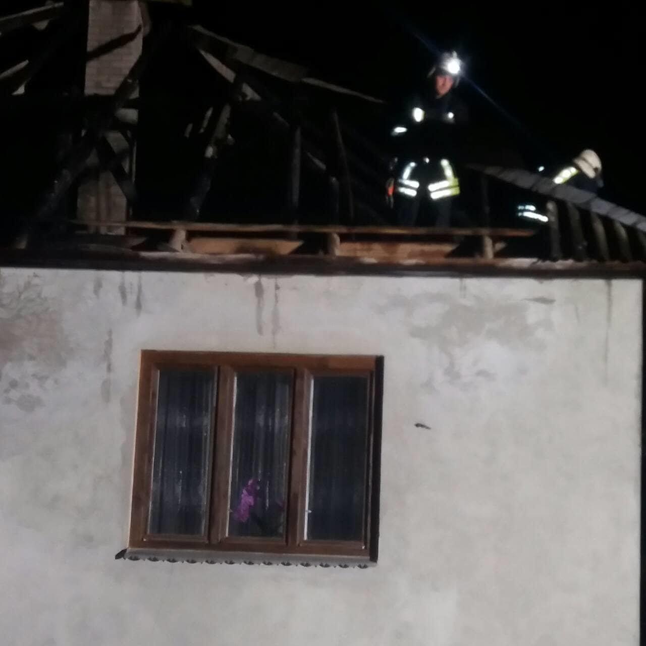 Минулої доби вогонь наробив чималої шкоди на Закарпатті та забрав життя одного чоловіка (ФОТО), фото-1