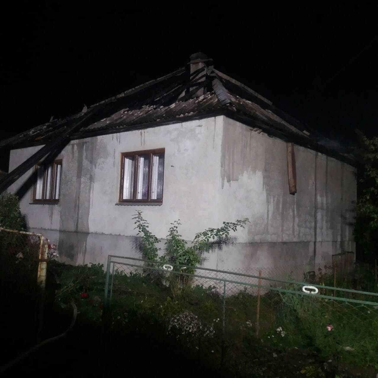Минулої доби вогонь наробив чималої шкоди на Закарпатті та забрав життя одного чоловіка (ФОТО), фото-2