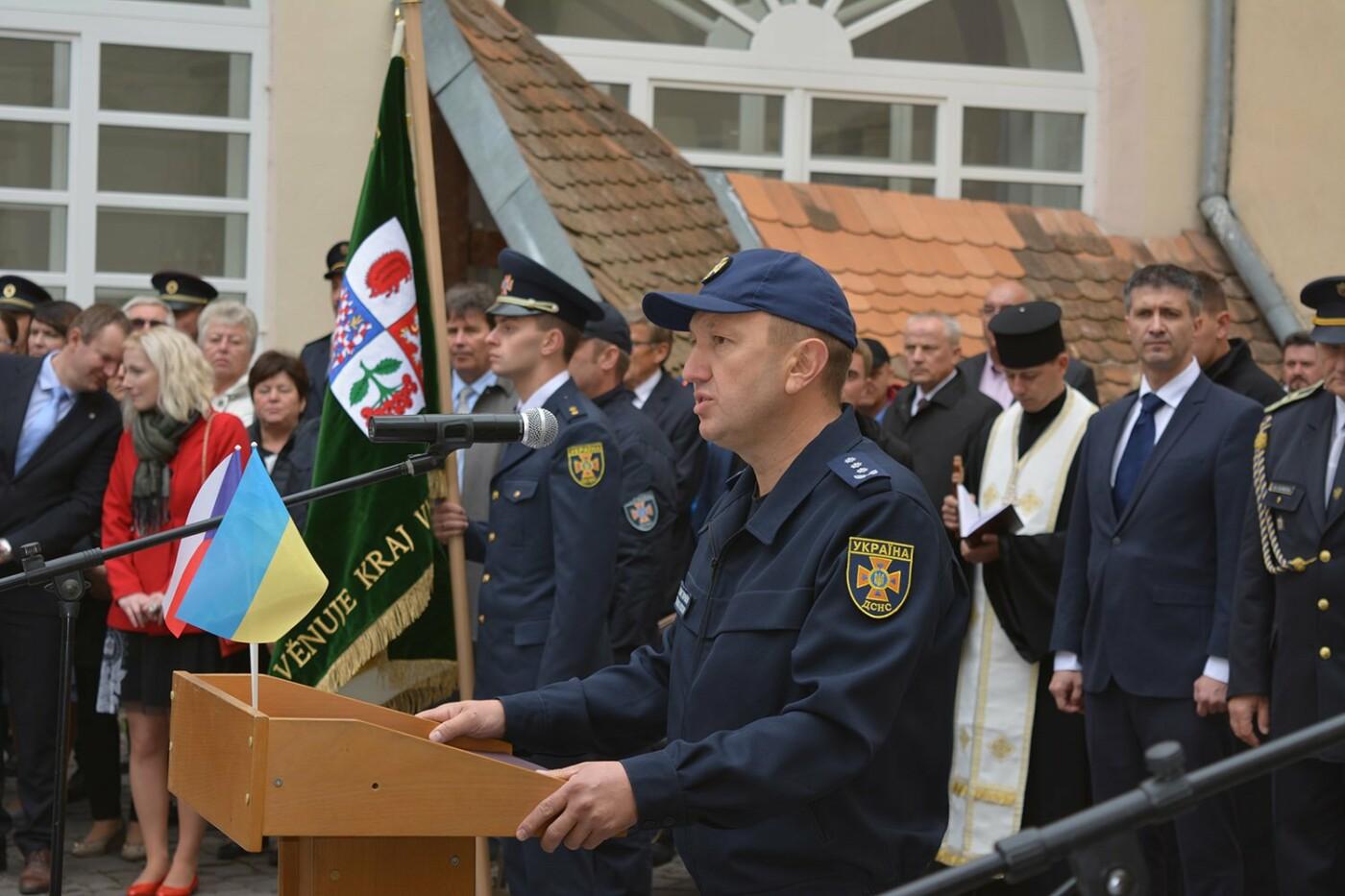 Новобранці-рятувальники склали присягу на вірність українському народові (ФОТО), фото-3