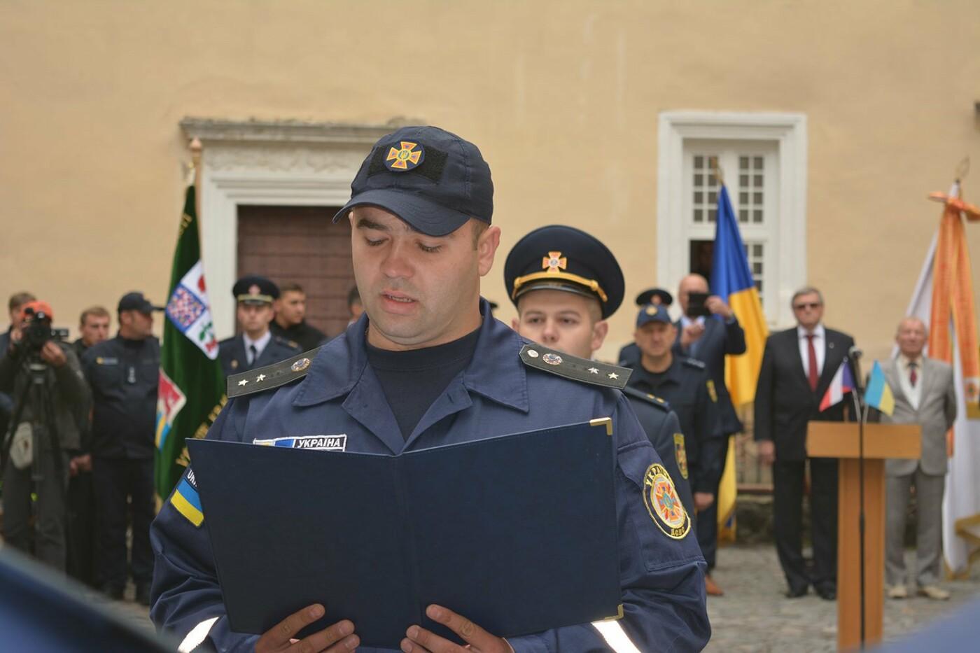 Новобранці-рятувальники склали присягу на вірність українському народові (ФОТО), фото-1