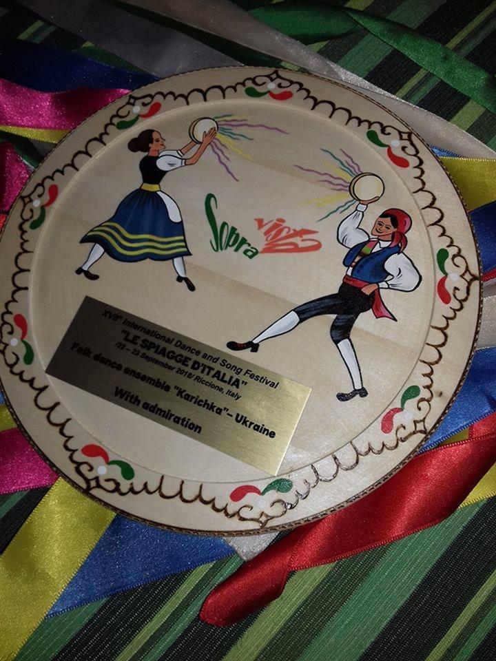 Учні Ужгородської дитячої школи мистецтв гідно представили Україну на Міжнародному фестивалі в Італії (ФОТО), фото-5