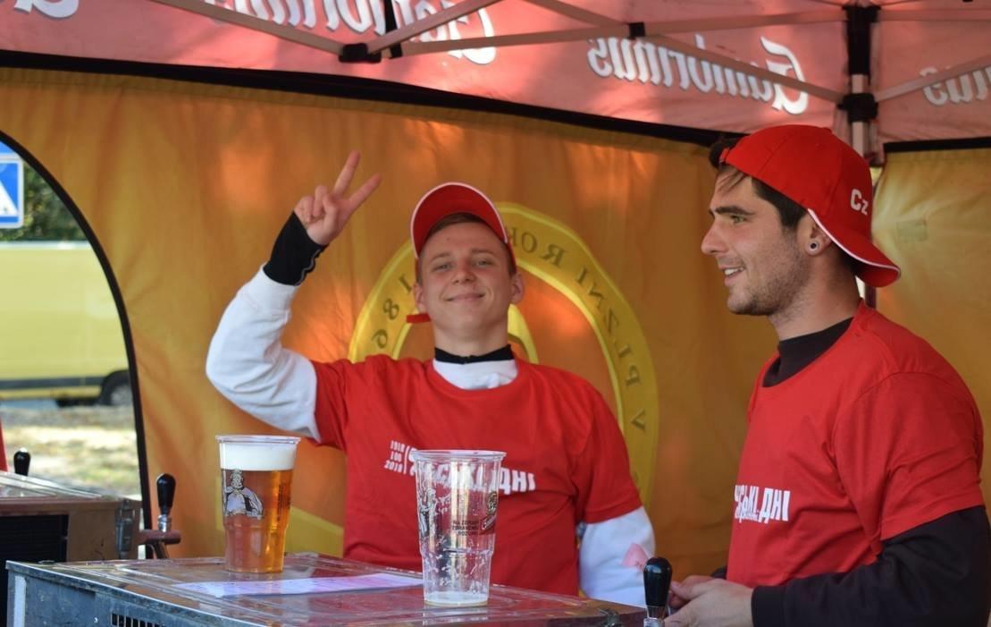 Їжа, напої та музика: В Ужгороді стартували Чеські дні (ВІДЕО, ФОТО), фото-3