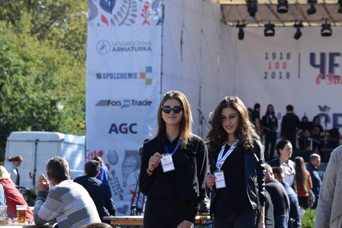 Їжа, напої та музика: В Ужгороді стартували Чеські дні (ВІДЕО, ФОТО), фото-4