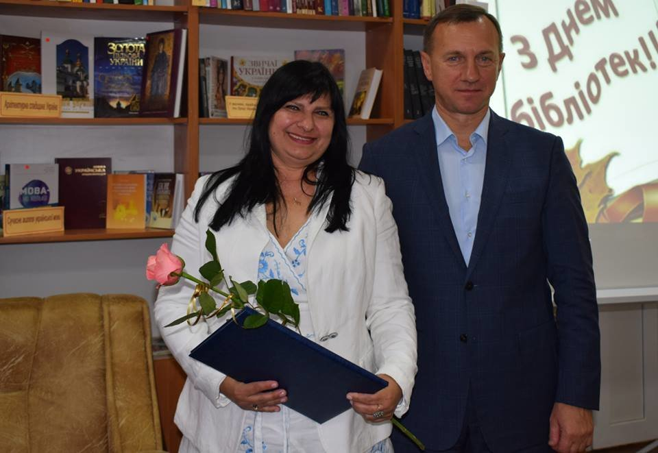 В Ужгороді з нагоди професійного свята привітали працівників бібліотек Ужгорода (ФОТО), фото-5