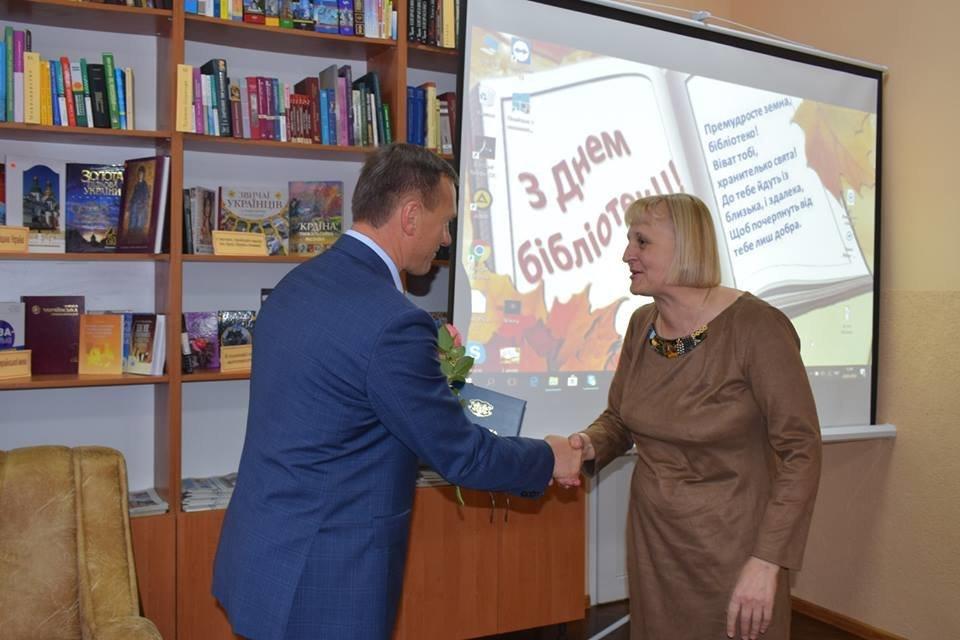 В Ужгороді з нагоди професійного свята привітали працівників бібліотек Ужгорода (ФОТО), фото-6