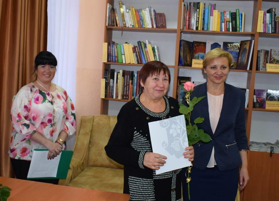 В Ужгороді з нагоди професійного свята привітали працівників бібліотек Ужгорода (ФОТО), фото-4