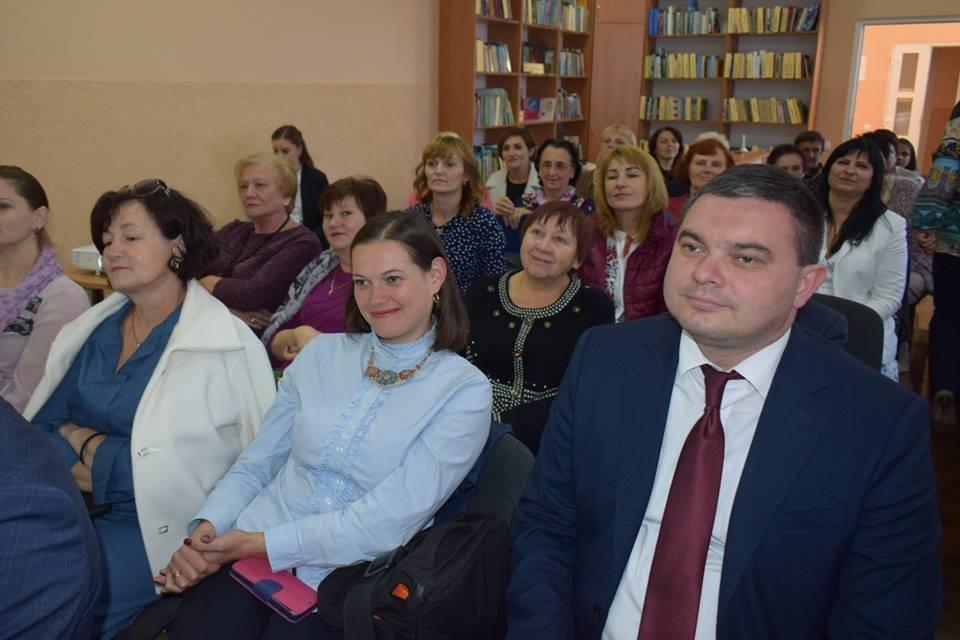 В Ужгороді з нагоди професійного свята привітали працівників бібліотек Ужгорода (ФОТО), фото-2
