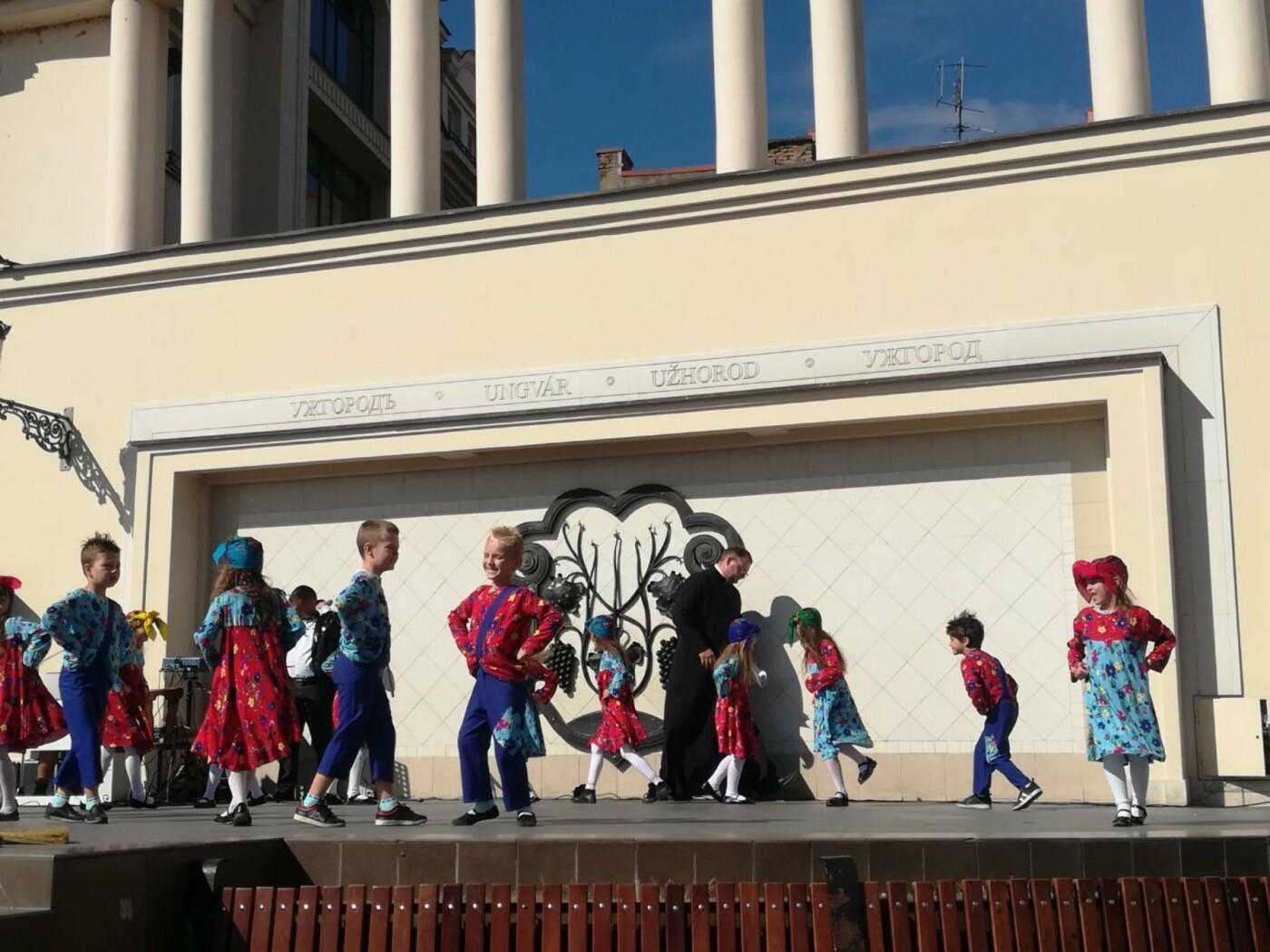 В Ужгороді на Театральній влаштували свято для людей похилого віку (ФОТОРЕПОРТАЖ), фото-24