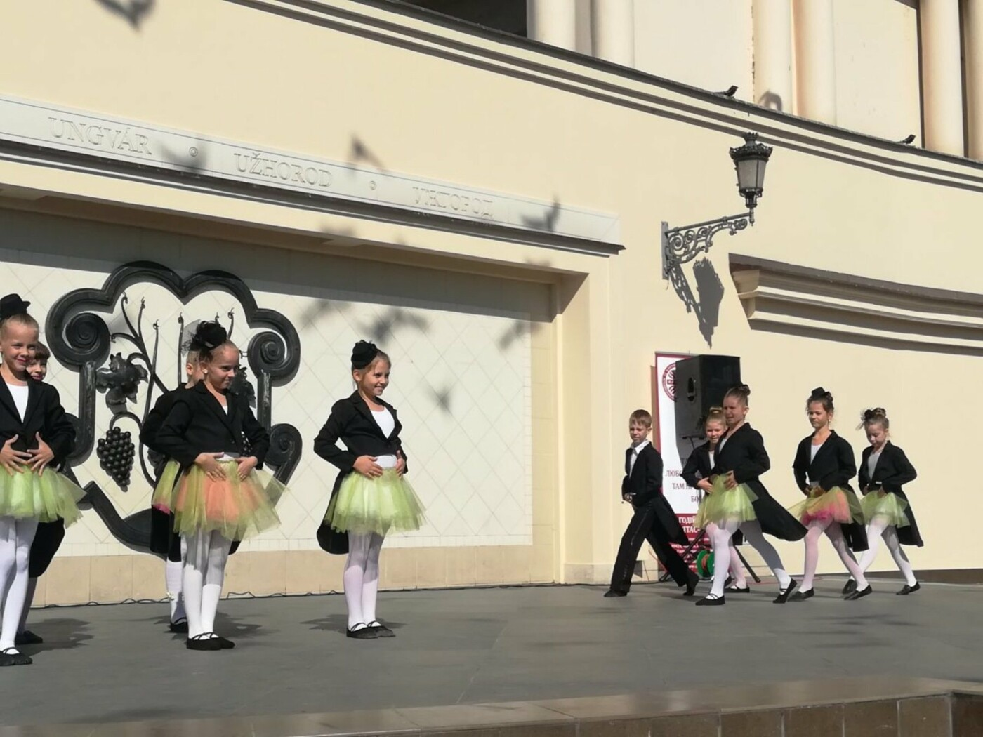 В Ужгороді на Театральній влаштували свято для людей похилого віку (ФОТОРЕПОРТАЖ), фото-13