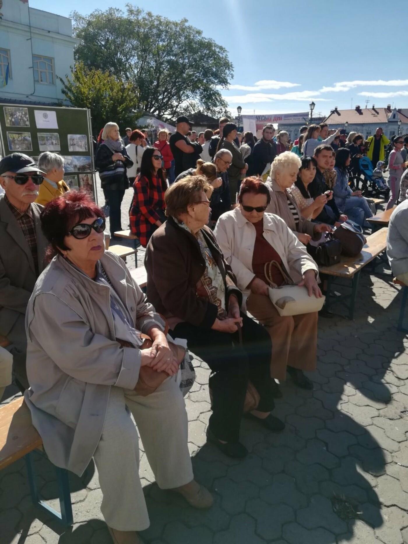 В Ужгороді на Театральній влаштували свято для людей похилого віку (ФОТОРЕПОРТАЖ), фото-45