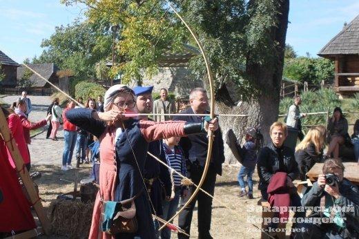Ужгород на один день перетворився повернувся до Середньовіччя (ФОТО), фото-7