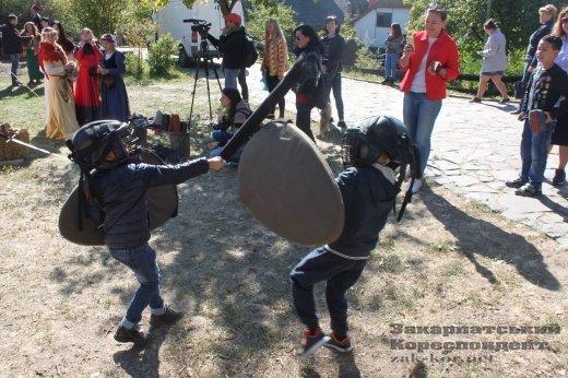 Ужгород на один день перетворився повернувся до Середньовіччя (ФОТО), фото-6