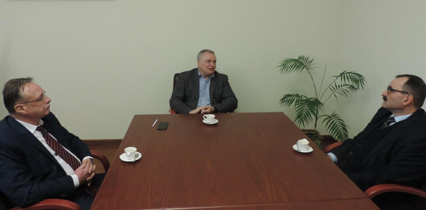 До Ужгорода з робочим візитом завітав заступник міністра освіти і науки України (ФОТО), фото-3