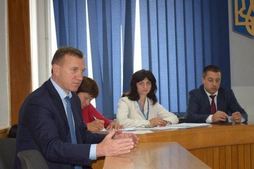 В Ужгородській міській раді засідала рада голів ОСББ, фото-1