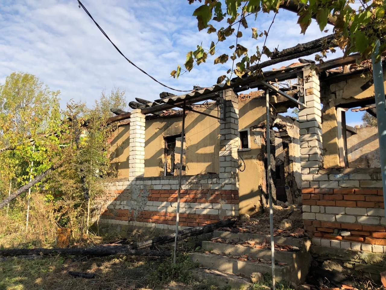 На Ужгородщині в пожежі загинув чоловік (ФОТО), фото-3