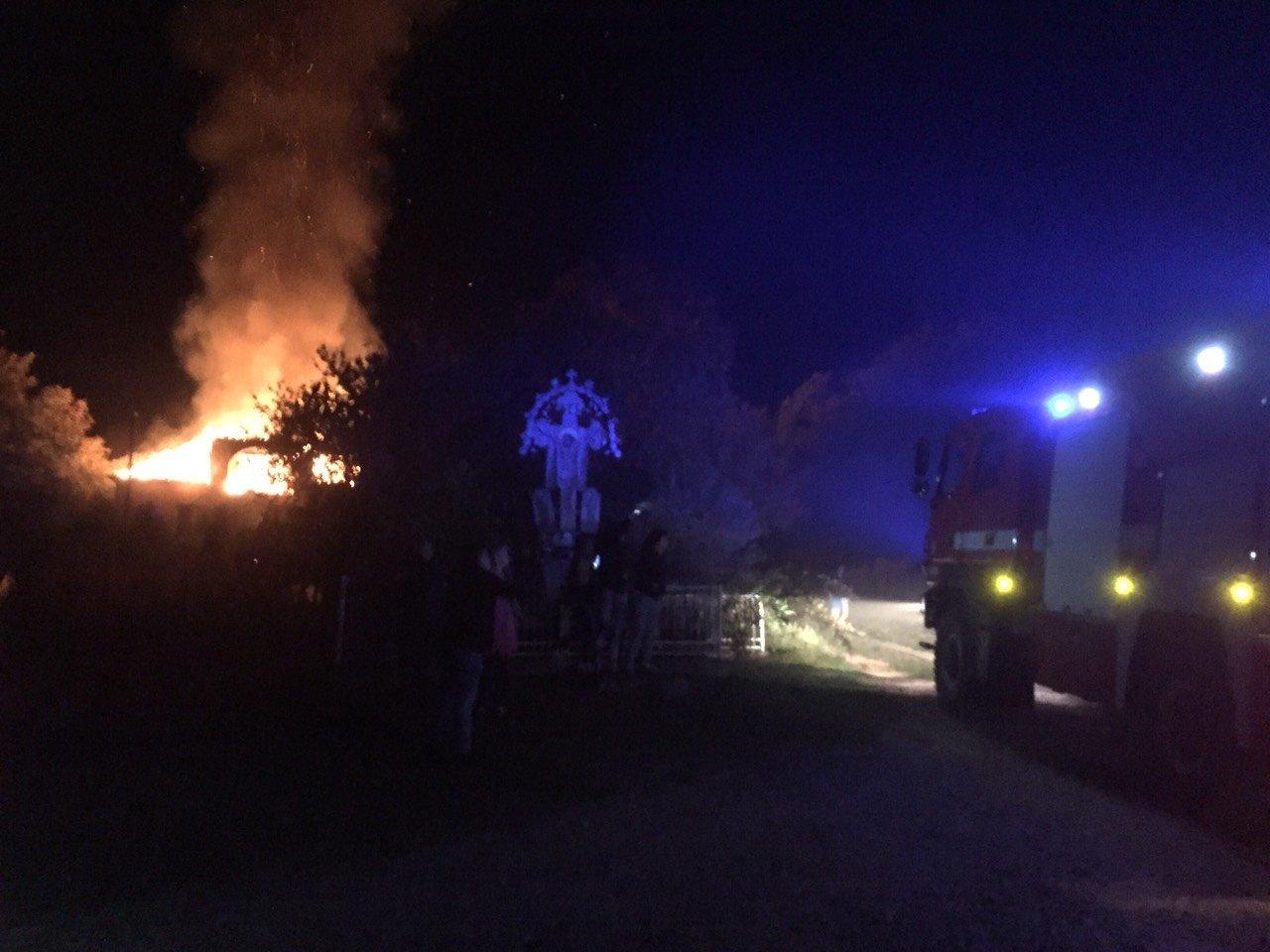 На Ужгородщині в пожежі загинув чоловік (ФОТО), фото-2