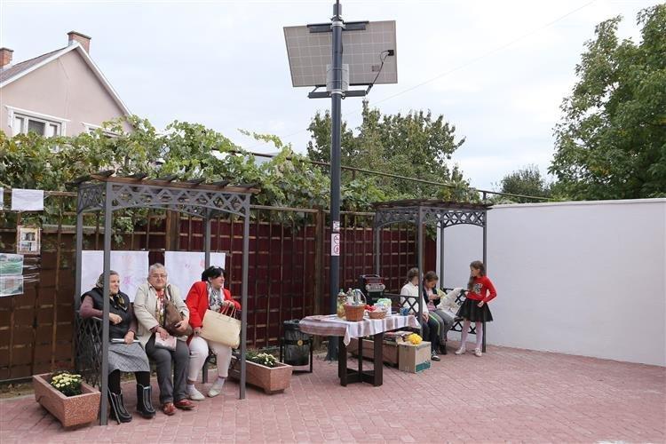 """На Закарпатті відкрили проект громадських ініціатив - """"Софіїн двір""""(ФОТО), фото-1"""