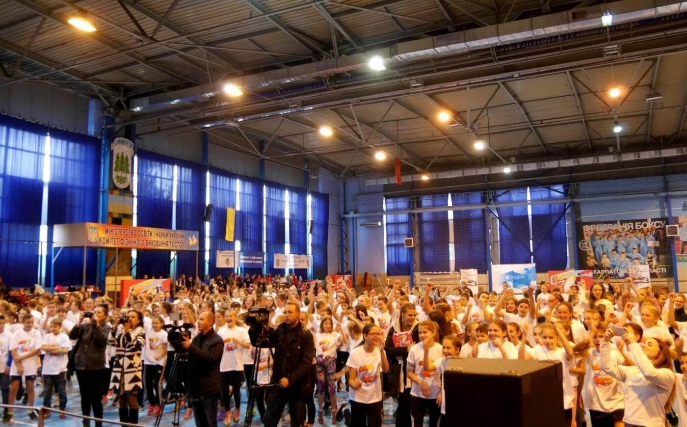 11 навчальних закладів Ужгорода змінили уроки фізкультури завдяки новим видам спорту (ФОТО, ВІДЕО), фото-12