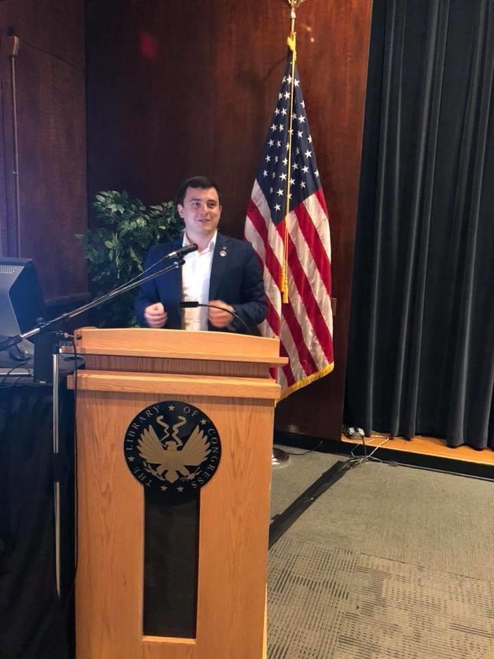 Спілкування із сенаторами та конгресменами: Роланд Цебер відвідав США із робочою поїздкою (ФОТО), фото-3