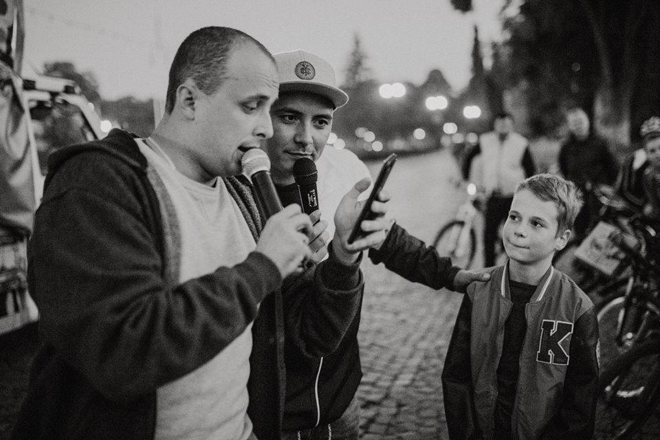 В Ужгороді велосипедисти урочисто закрили велосезон 2018 (ФОТО, ВІДЕО), фото-3