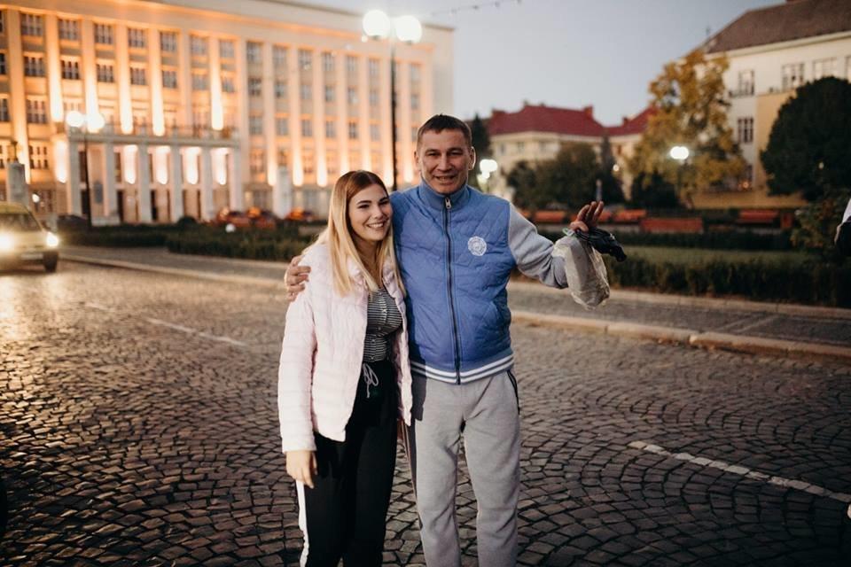 В Ужгороді велосипедисти урочисто закрили велосезон 2018 (ФОТО, ВІДЕО), фото-4