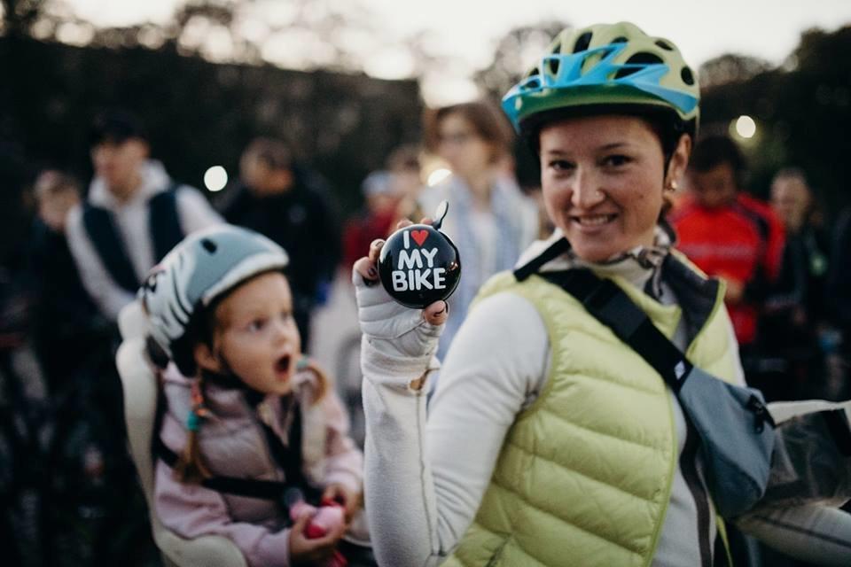 В Ужгороді велосипедисти урочисто закрили велосезон 2018 (ФОТО, ВІДЕО), фото-1