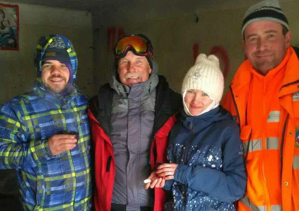Три дні при 30-градусному морозі: врятована в Карпатах пара закоханих одружилась (ФОТО, ВІДЕО), фото-2