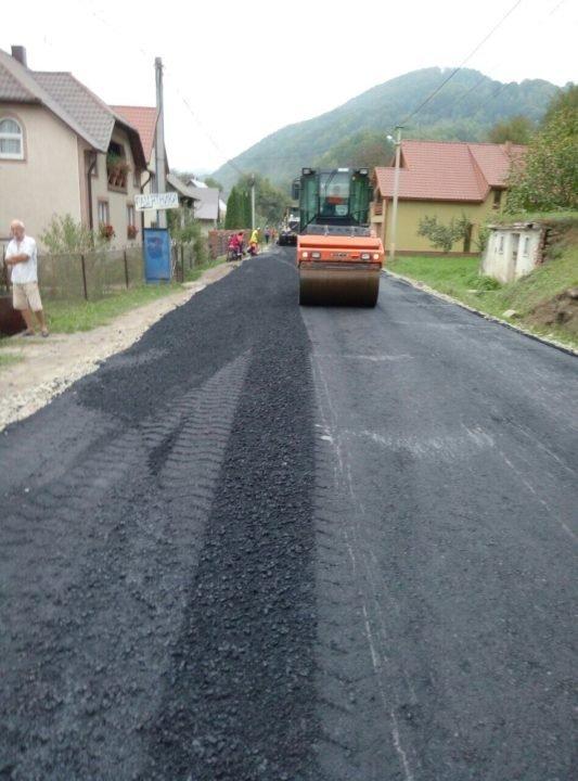 На Тячівщині ремонтують одну з найгірших доріг району (ФОТО), фото-2