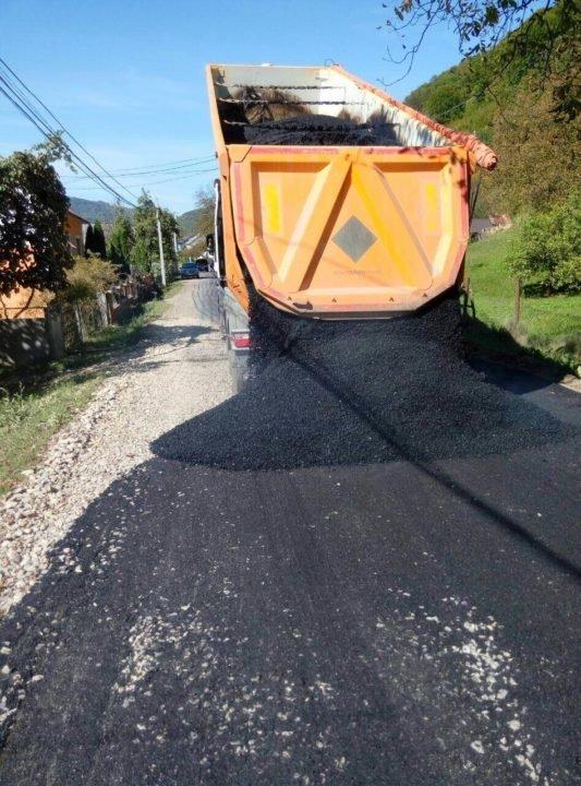 На Тячівщині ремонтують одну з найгірших доріг району (ФОТО), фото-5
