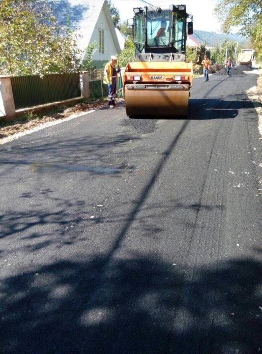 На Тячівщині ремонтують одну з найгірших доріг району (ФОТО), фото-4