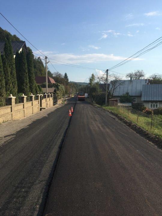 На Тячівщині ремонтують одну з найгірших доріг району (ФОТО), фото-1
