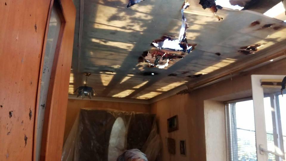 За вихідні рятувальники гасили три житлові будинки на Закарпатті (ФОТО), фото-1