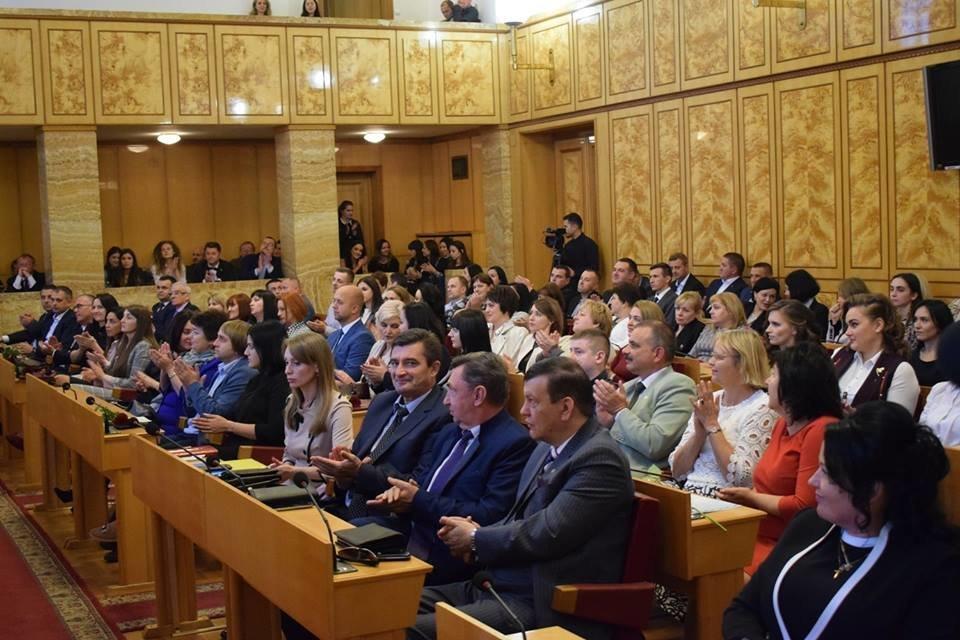 В Ужгороді з нагоди професійного свята привітали юристів (ФОТО), фото-7