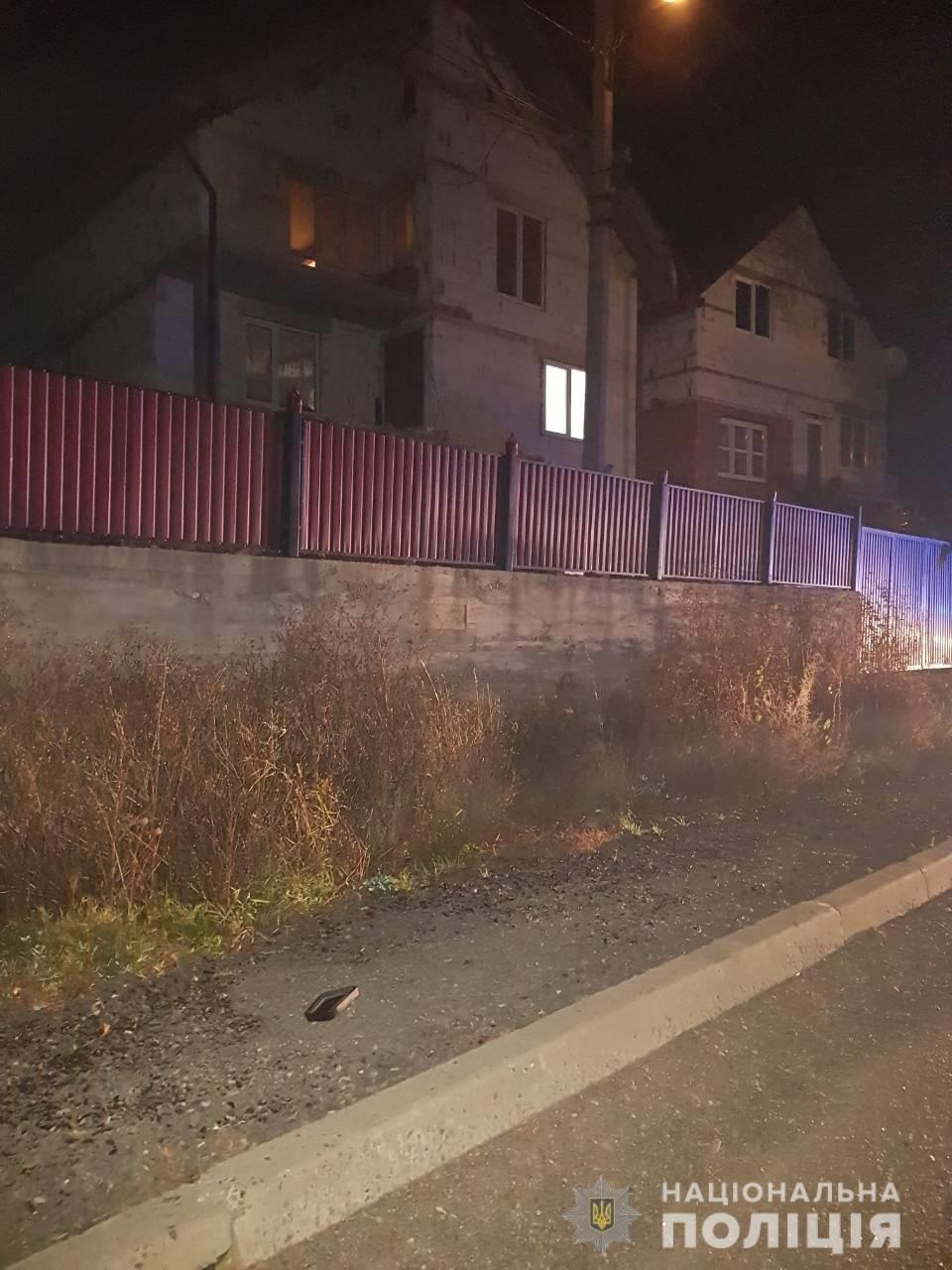 П'яний закарпатець за кермом ВАЗу збив юнака та втік з місця ДТП (ФОТО), фото-1
