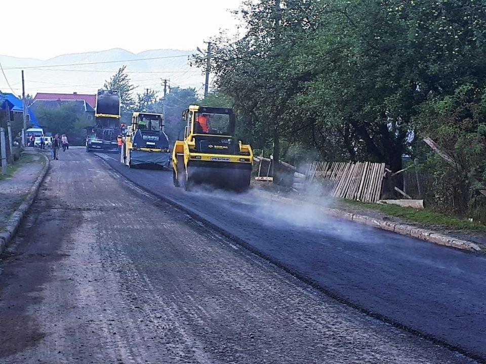 На Закарпатті турецька компанія ремонтує дорогу «Синевир – Колочава – Буштино» (ФОТО), фото-2