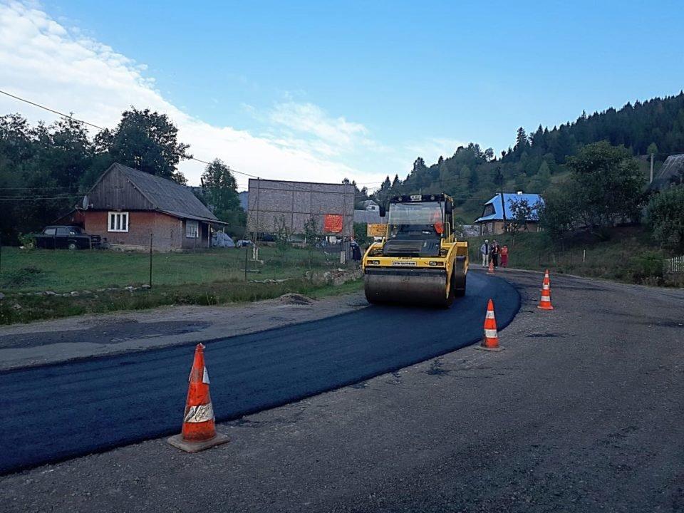 На Закарпатті турецька компанія ремонтує дорогу «Синевир – Колочава – Буштино» (ФОТО), фото-1
