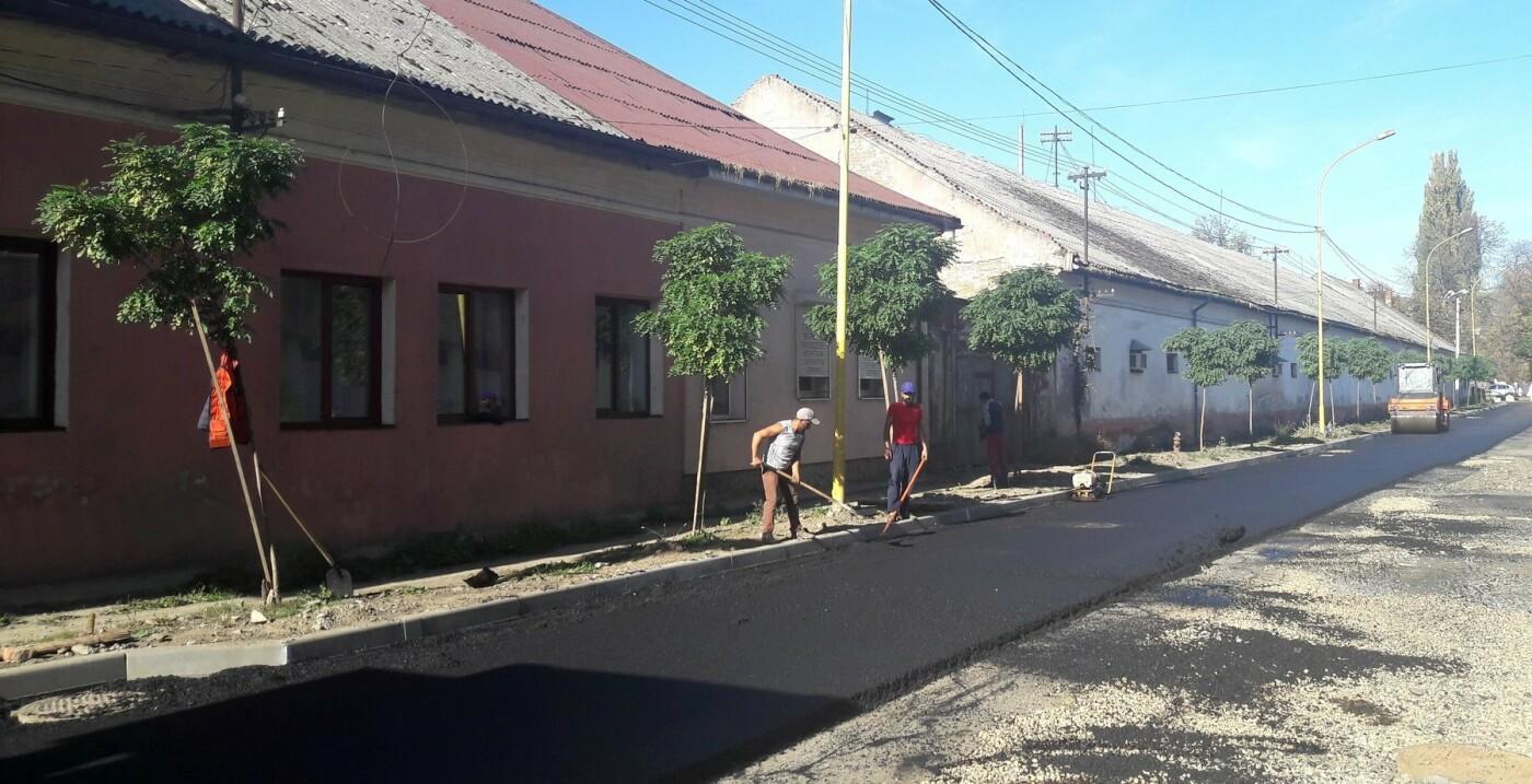 В Ужгороді ремонтують вулицю Шумну (ФОТО), фото-3