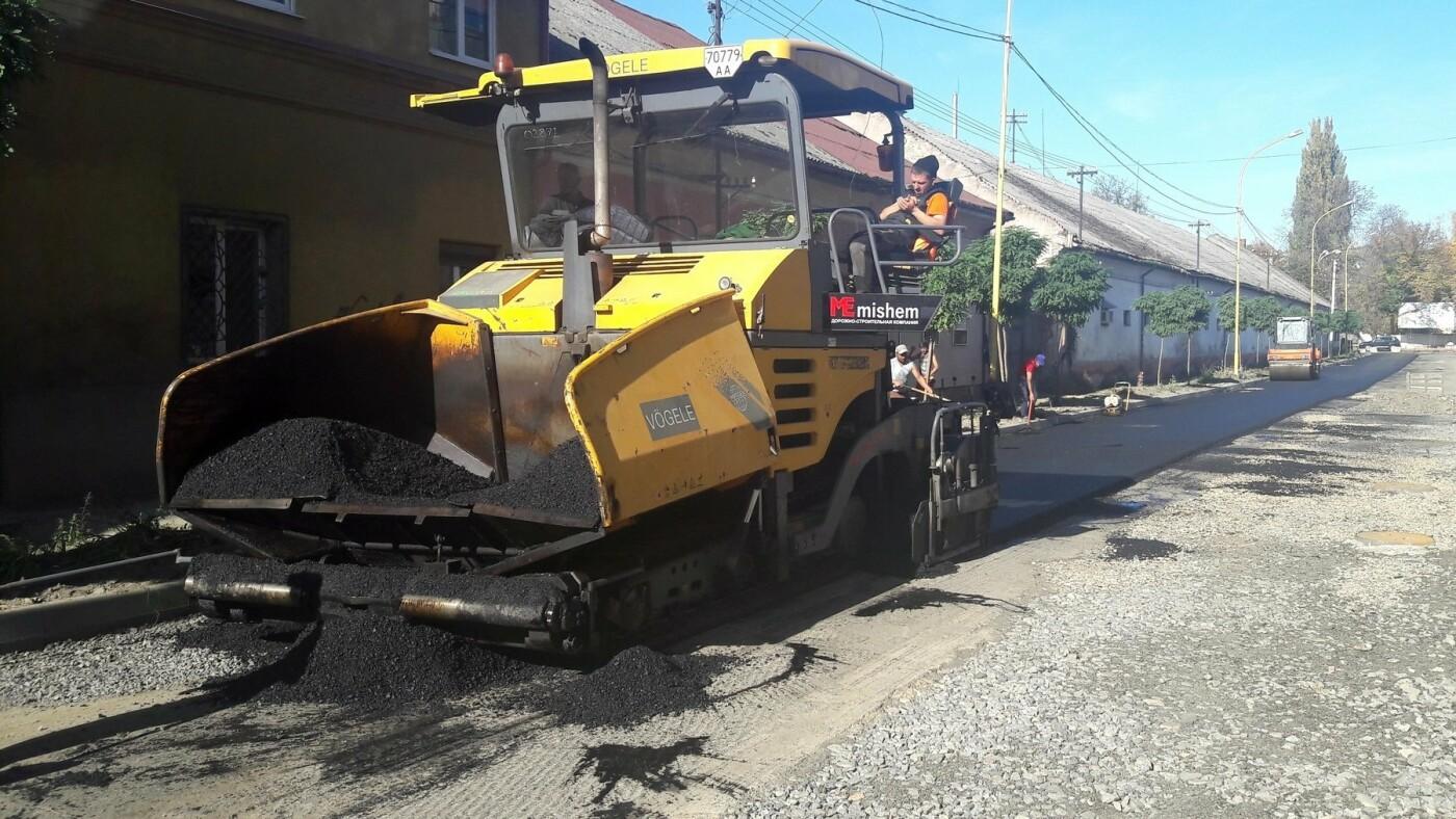 В Ужгороді ремонтують вулицю Шумну (ФОТО), фото-2