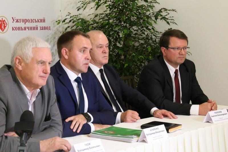 В Ужгороді дегустаційна комісія визначала кращі вина  вітчизняного виробника, фото-1