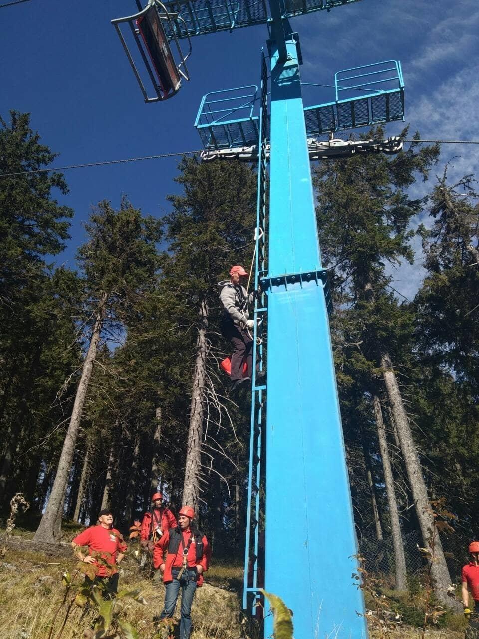 Як закарпатські рятувальники готуються до гірськолижного сезону (ФОТО), фото-4