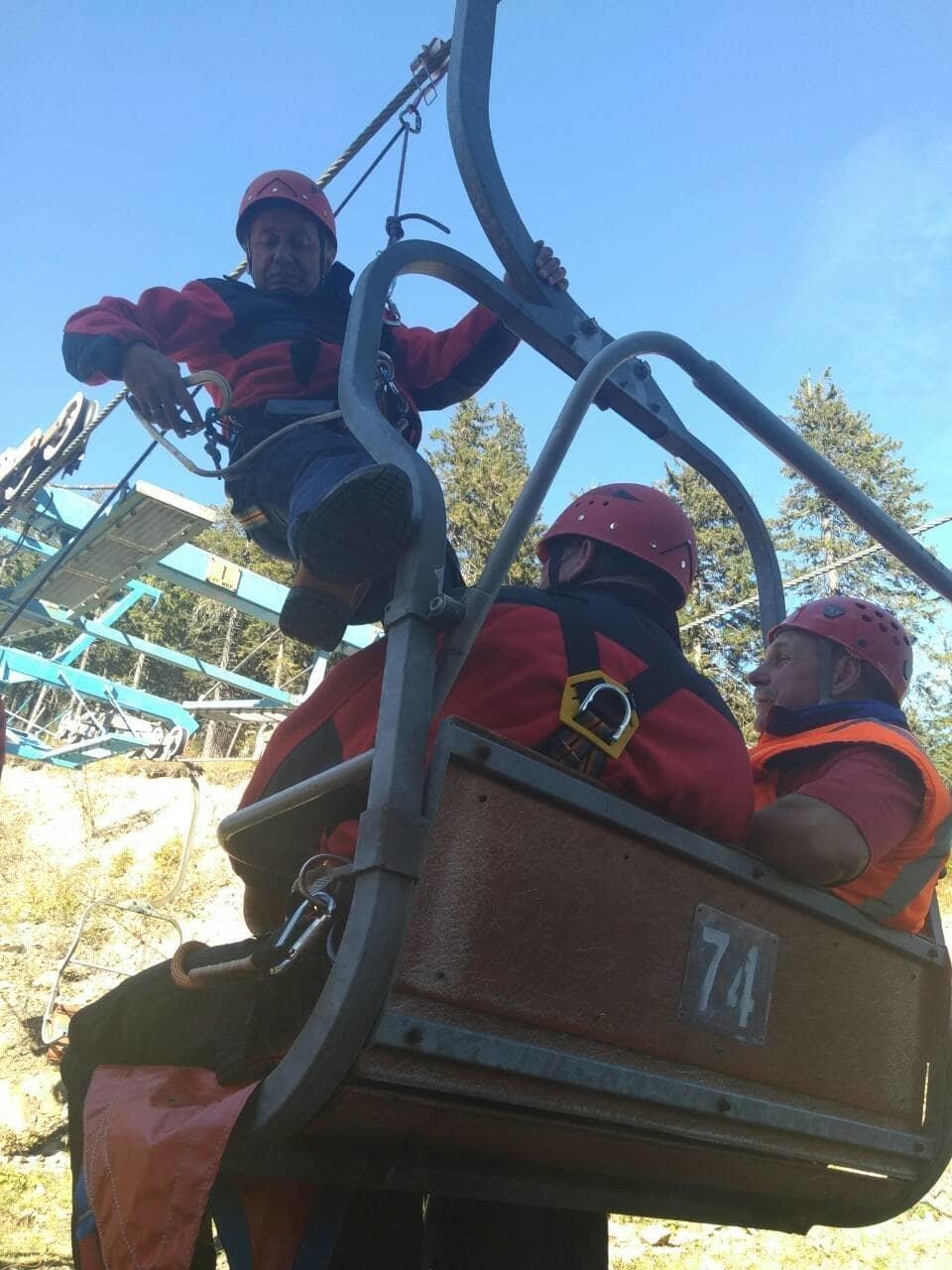 Як закарпатські рятувальники готуються до гірськолижного сезону (ФОТО), фото-2