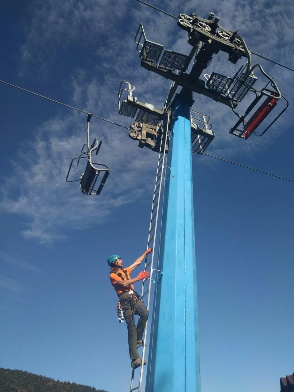 Як закарпатські рятувальники готуються до гірськолижного сезону (ФОТО), фото-1