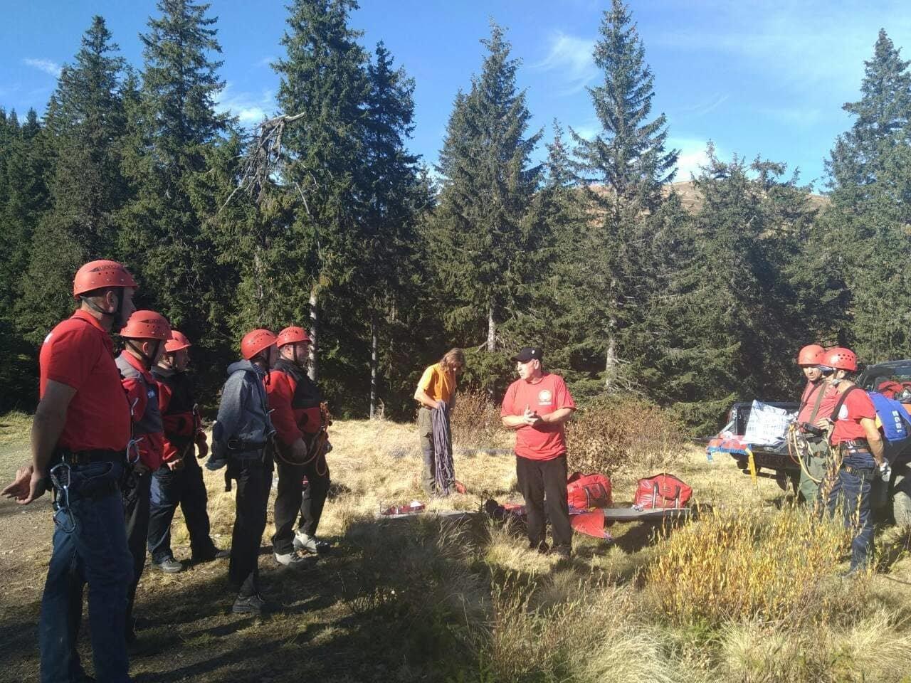 Як закарпатські рятувальники готуються до гірськолижного сезону (ФОТО), фото-5