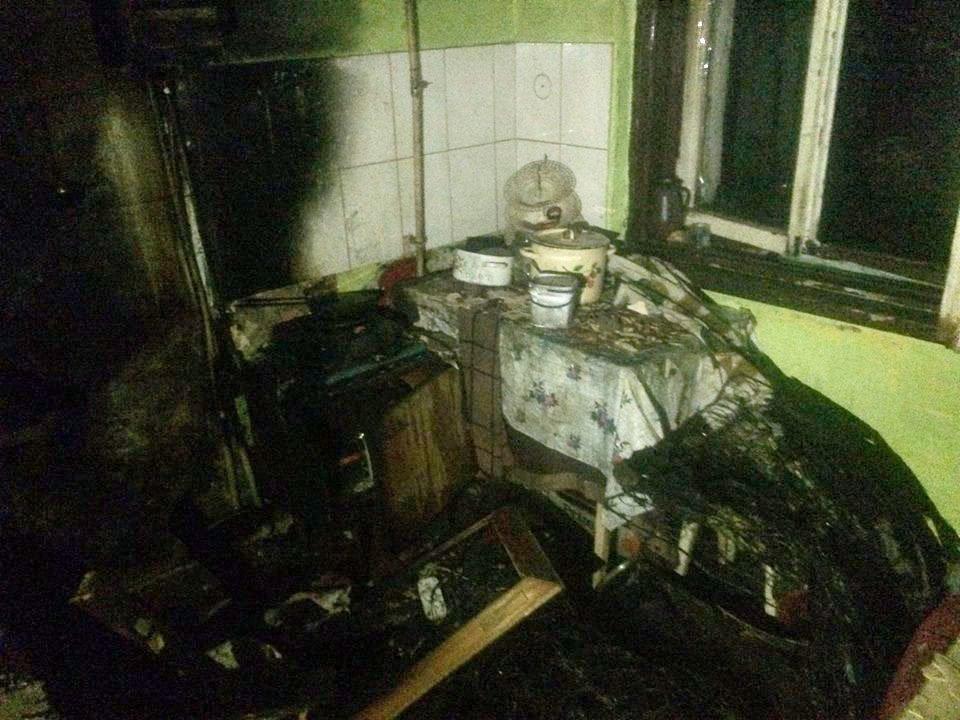 На Закарпатті трапилась пожежа, є постраждалі (ДОПОВНЕНО, ФОТО), фото-1