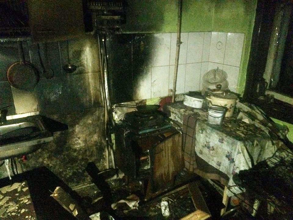 На Закарпатті трапилась пожежа, є постраждалі (ДОПОВНЕНО, ФОТО), фото-2