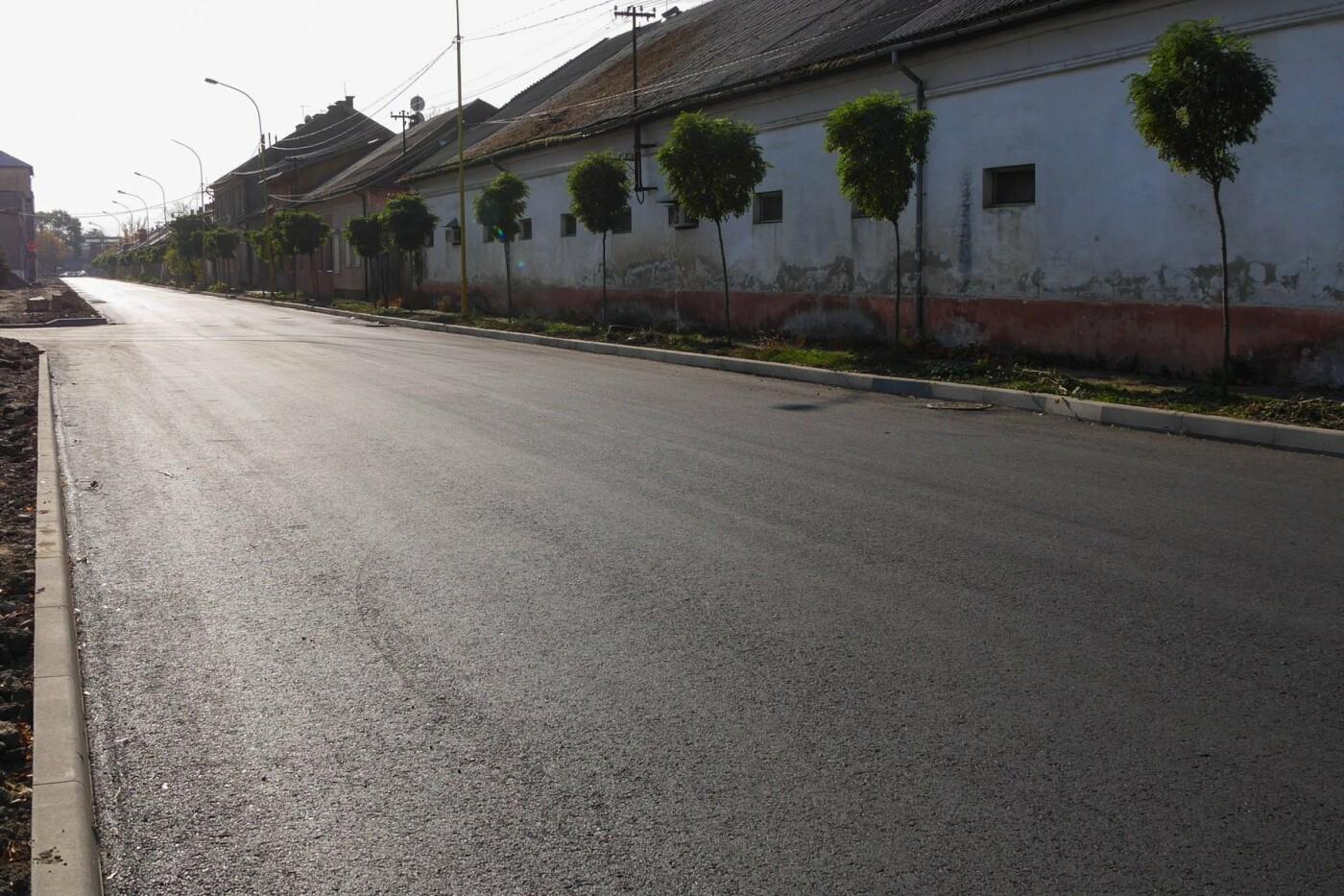 Не минуло й року: в Ужгороді відкрили проїзд вулицею Шумною, фото-2