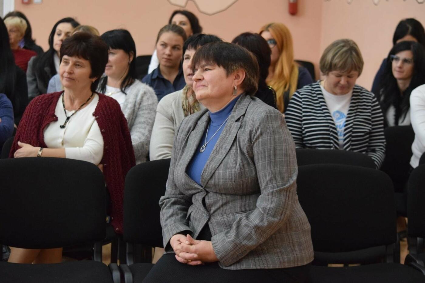 В Ужгороді офіційно представили нових директорів міських шкіл (ФОТО), фото-4