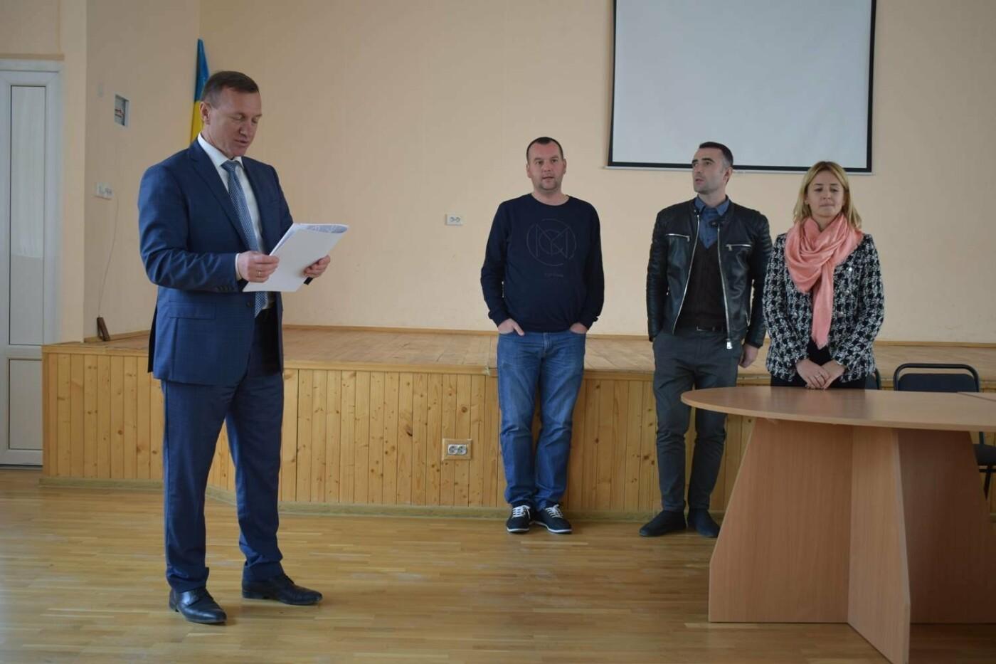 В Ужгороді офіційно представили нових директорів міських шкіл (ФОТО), фото-3