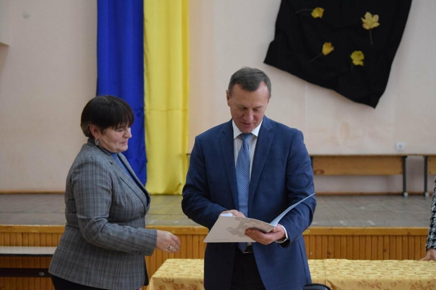 В Ужгороді офіційно представили нових директорів міських шкіл (ФОТО), фото-2