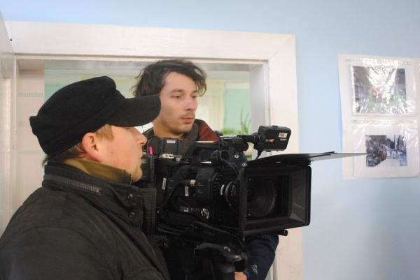 В Ужгороді знімають україно-швейцарський фільм про вузькоколійки (Фото), фото-1